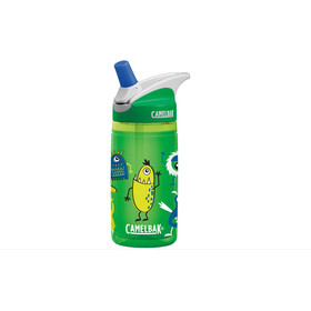 CamelBak Eddy Isolierte Flasche 400ml Kinder green cyclopsters